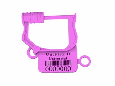 UniFlex D Padlock Seal